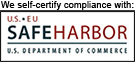 Safe Harbor certified logo